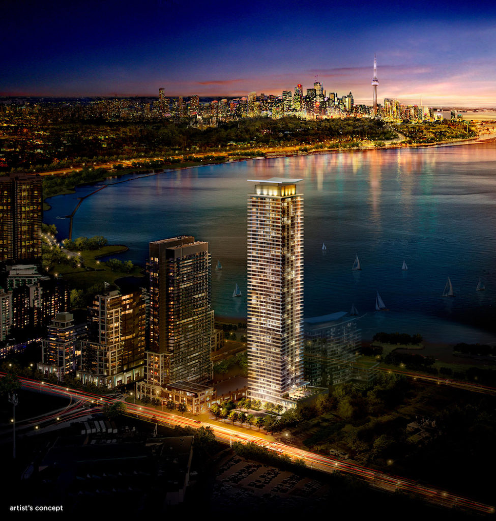 Waters Edge Condos Toronto