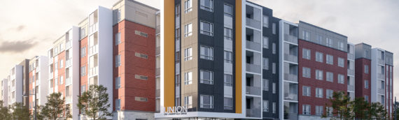 Union Mount Pleasant Condos Brampton
