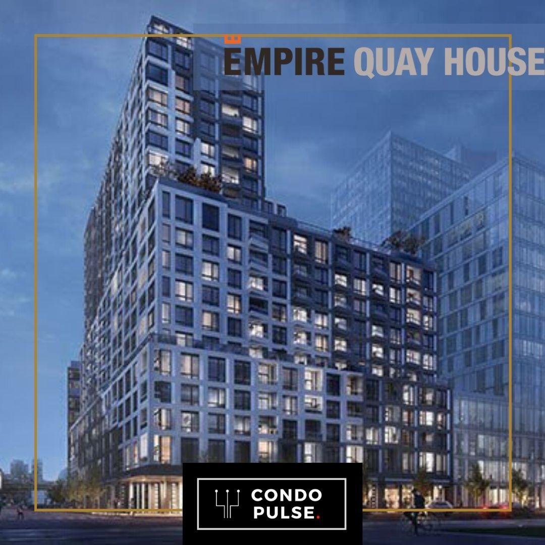 Empire Quay Condos Toronto