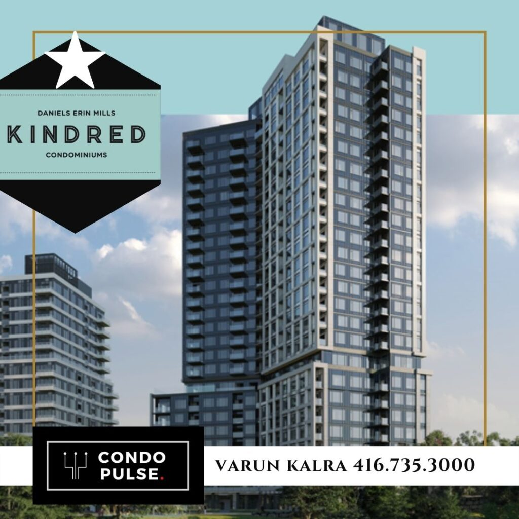 Kindred Condominium Mississuaga