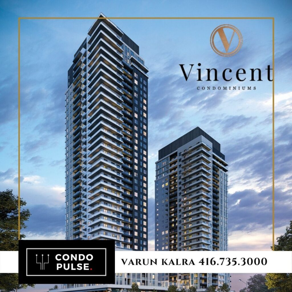 The Vincent Condos Vaughan